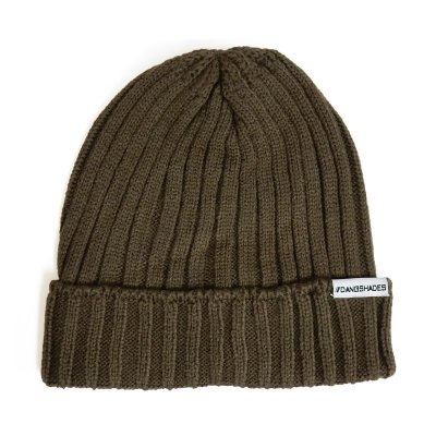 画像1: Beanie light Army Green
