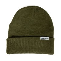 Beanie thick Army Green