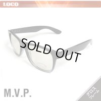 Black Gloss/Clear Gradation x Clear Mirror (MVP collaboration)