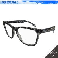 Black Clear Tortoise x Clear 【クリアレンズ】